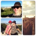 Zingend door Rome