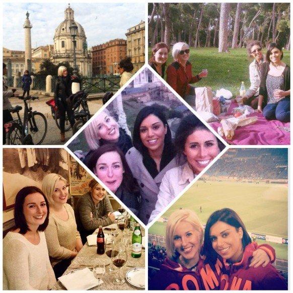 Ondertussen in Rome…
