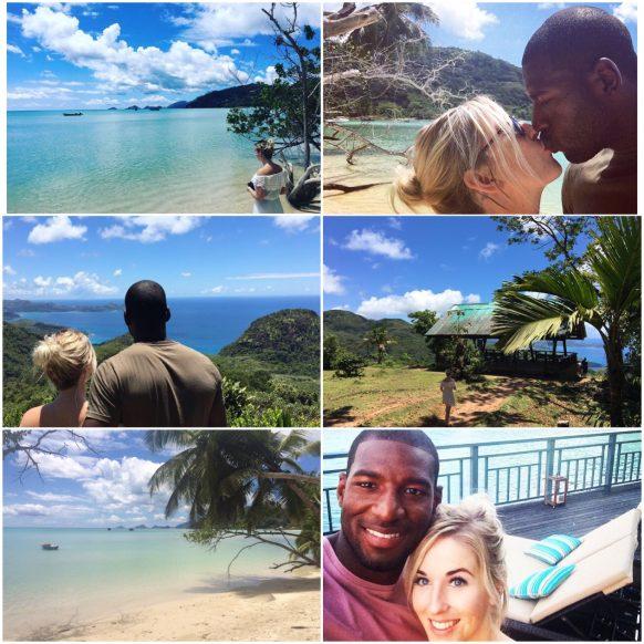 Op liefdesbezoek in de Seychellen